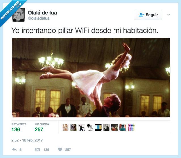 desastre,habitación,pillar,Wifi