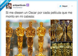Enlace a THE OSCAR GOES TO... por @korsarakov