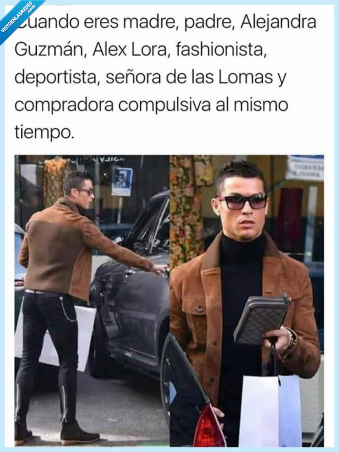 Cristiano ronaldo,personalidad,ser