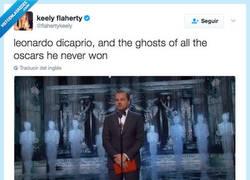 Enlace a Leonardo Dicaprio y los fantasmas de los Oscars que nunca ganó por @flahertykeely