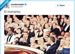 Enlace a Justo el momento en el que te dicen que el Oscar no es para ti por @condensadorfl