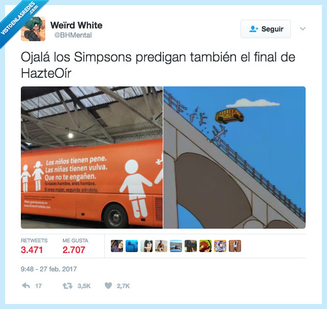 autobus,pronosticar,simpsons