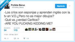 Enlace a Las ventajas del bilingüismo por @Profeta_Baruc