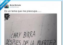 Enlace a Las preguntas existenciales de la vida por @Borjaestrada