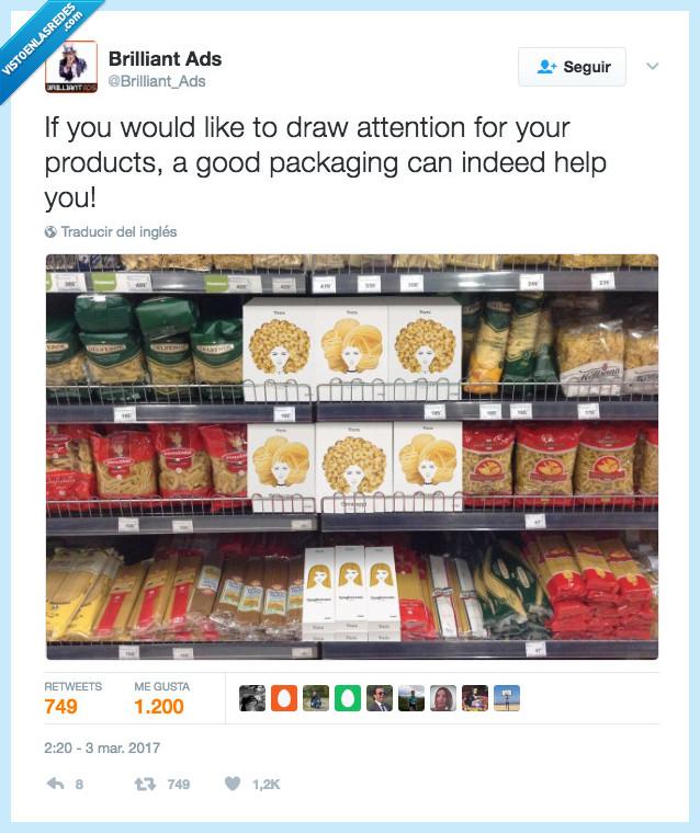 envasar,pasta,productos