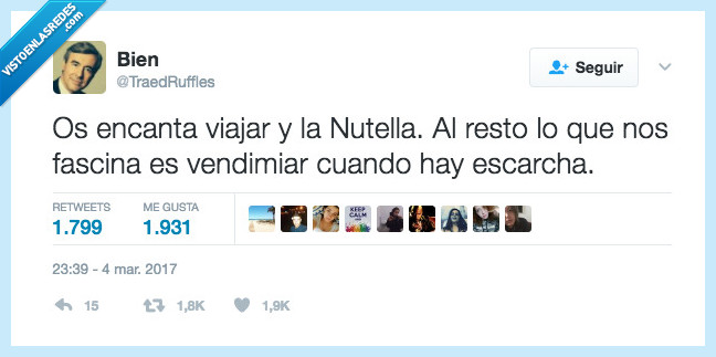 escarcha,nutella,vendimiar
