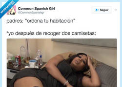 Enlace a Casi me desmayo del esfuerzo por @CommonSpanishgr