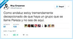 Enlace a Qué dissapoint más grande por @MuyEmpanao