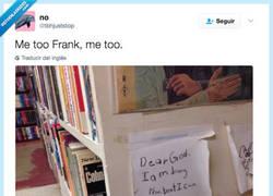 Enlace a Todos somos Frank por @tbhjuststop