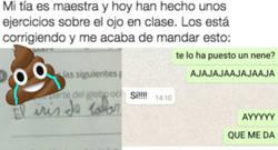 Enlace a Este niño se corona como el p*to amo de la clase contestando esto en un examen por @AnageMidos