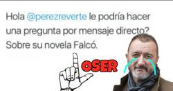 Enlace a Arturo Reverte se corona como el pardillo de Twitter al caer en esta trampa por @papanatas66