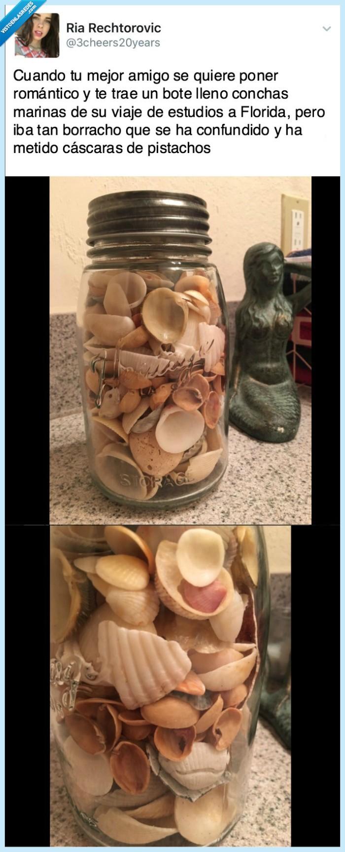 cáscara,pistachos,regalo