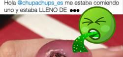 Enlace a El nuevo relleno de Chupa Chups que te darán ganas de vomitar muy fuerte por @MartGalera
