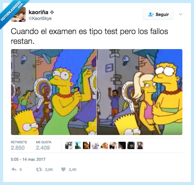 marge,simpson,tipo test
