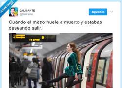 Enlace a Problemas del metro por @Dalirante