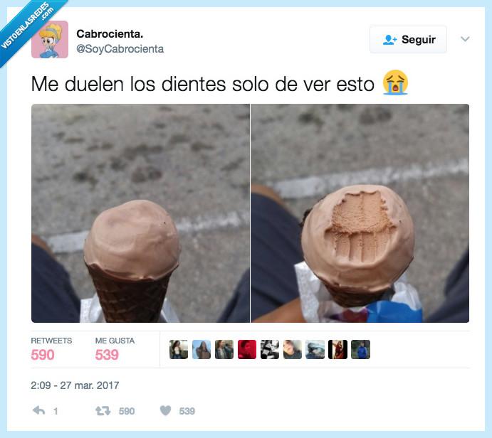 cucurucho,frio,helado