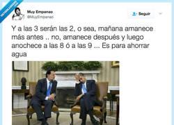 Enlace a Rajoy lo está pillando todavía por @MuyEmpanao