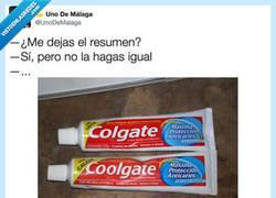 Enlace a Cuando le dejas el trabajo a tu amigo puede pasar esto por @UnoDeMalaga
