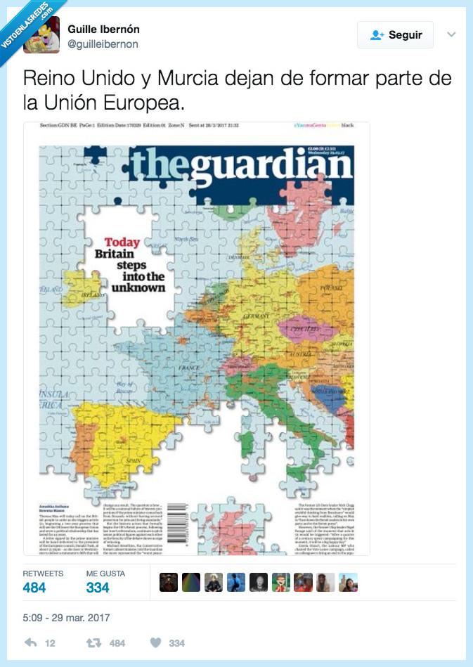 Murcia,salir,UE