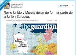 Enlace a Ya era hora que nos quitáramos Murcia de en medio por @guilleibernon