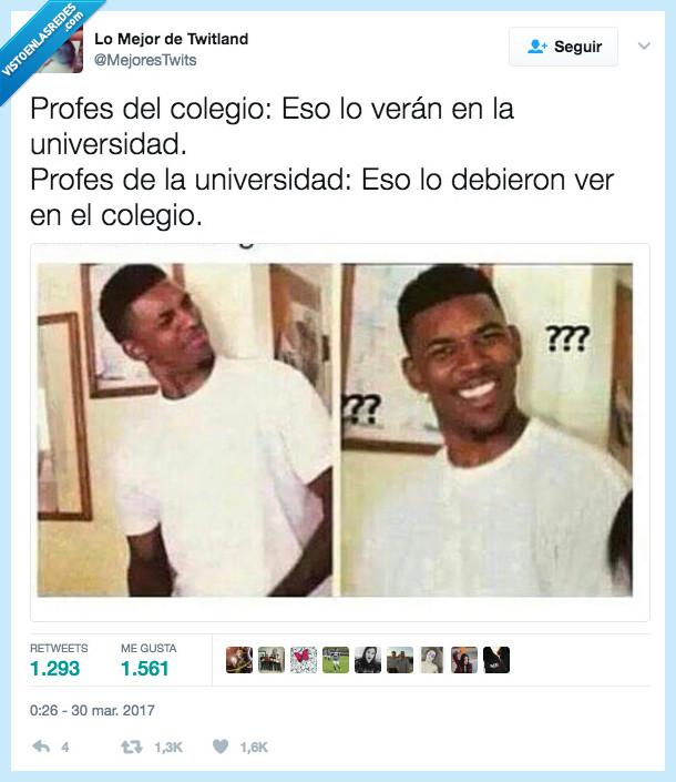 Clase,Universidad