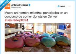 Enlace a Ha tenido una muerte redonda, por @A3Noticias