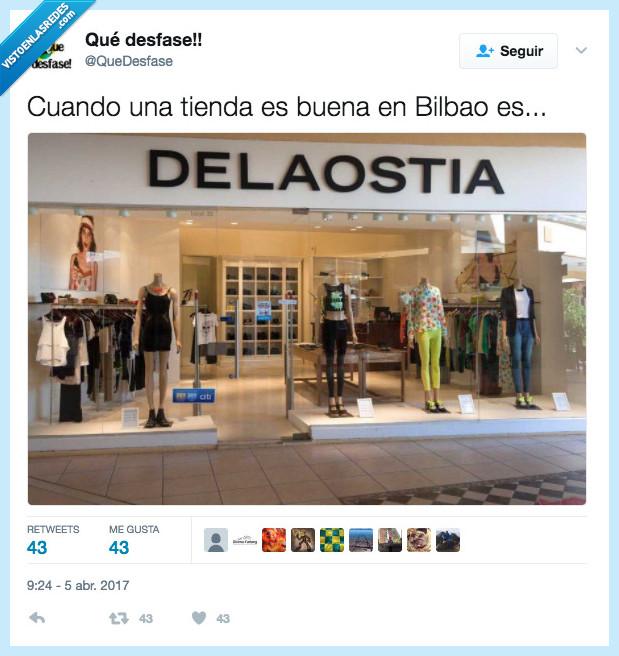 Bilbao,cadena,principal,tienda