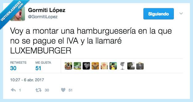 hamburguesa,iva,llamar,luxemburgo
