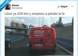 Enlace a 1000km después: Où se trouve le bar?,  por @jotajotabr