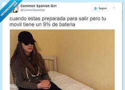 Enlace a NO SIN MI MÓVIL, por @CommonSpanishgr