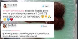 Enlace a Esta señora pide orar por Venezuela y se le escapa una foto picantona que ha dado la vuelta al mundo