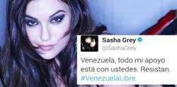 Enlace a Manda ánimos para Venezuela, pero los ellos están deseando que les mande otra cosa