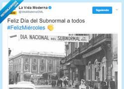 Enlace a FELIZ DÍA A TODOS, por @VidamodernaOML