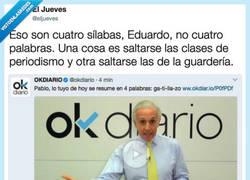 Enlace a LO HA DEJADO ROTO, por @eljueves