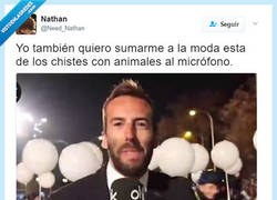 Enlace a OH! Un animal con micro, por @Need_Nathan