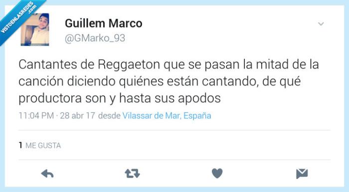 apodos,Cantantes,reggaeton