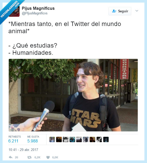 animales,chistaco,humanidades