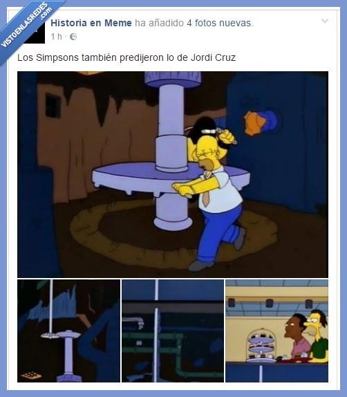 Explotación,Jordi Cruz,los Simpsons