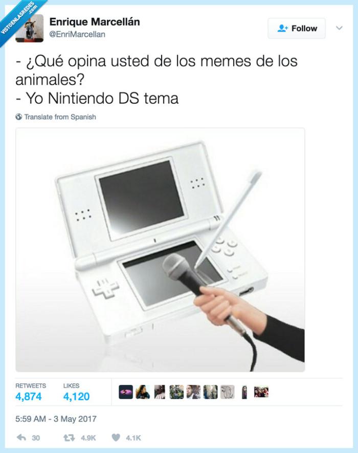 465828 - Nintendo DS, por @EnriMarcellan