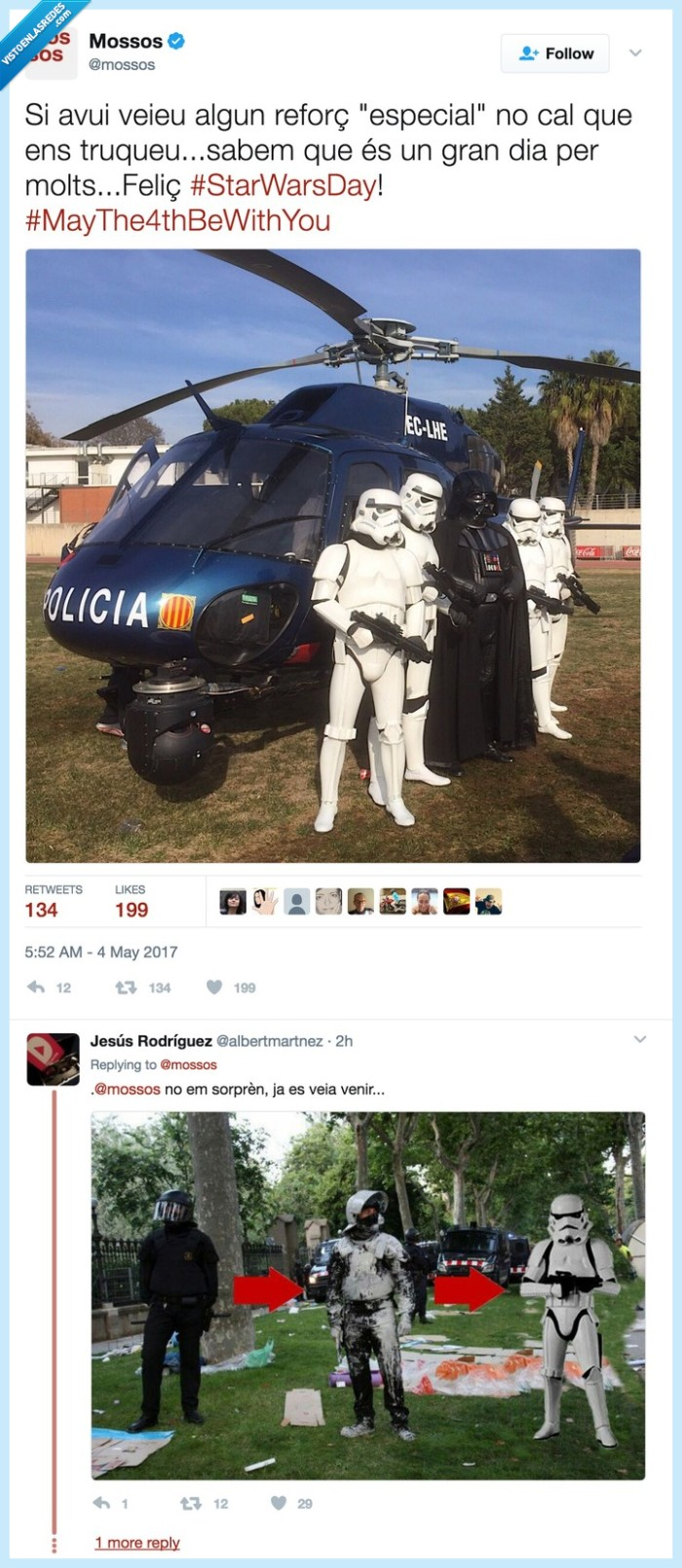 mossos,stormtroopers,zasca