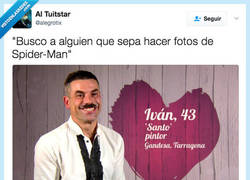 Enlace a Se va a First Dates a encontrarlo, por  @alegrotix