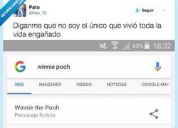 Enlace a La verdad sobre Winnie the Pooh que está rompiendo infancias a diestro y siniestro, por @Pato_TS