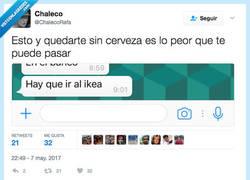 Enlace a Tú peor pesadilla, por @ChalecoRafa