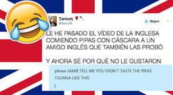 Enlace a Los ingleses se han vuelto locos con las pipas y los españoles nos estallamos de la risa por esto