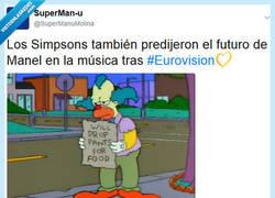 Enlace a No hacía falta ser Los Simpsons para verlo venir, por @supermanumolina