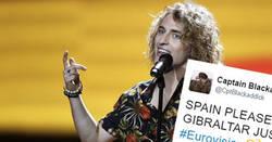 Enlace a Así se rieron de España los ingleses tras la actuación en Eurovisión, menudo partimiento
