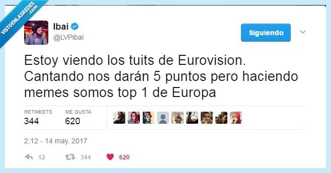 España,Europa,Eurovision,memes