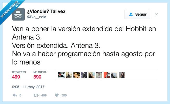 antena3,hobbit,versión
