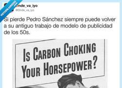 Enlace a Pedro Sánchez se juega el puesto si pierde puede volver a su antiguo trabajo, por @Onde_va_iyo
