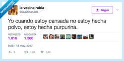 Enlace a El problema de ser una diva, por @lavecinarubia